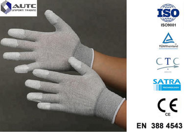 Construction Heavy Duty Gloves Non Disposable Customized For Mechanical Work
