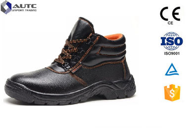 Custom Work Wear PPE Safety Shoes High Ankle Protection Comfortable Pad